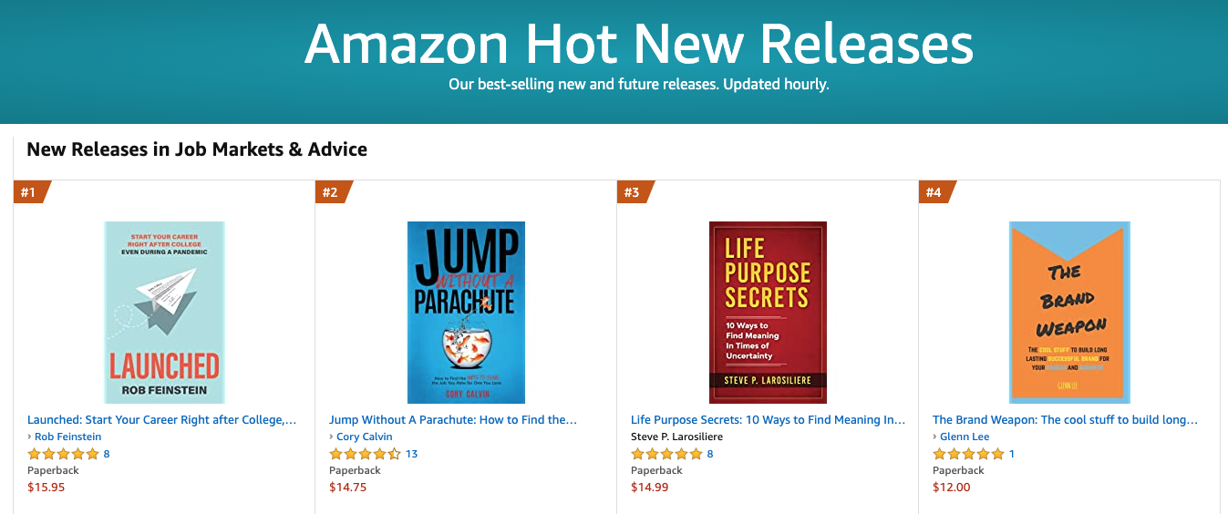Launched is #1 in Job Markets & Advice