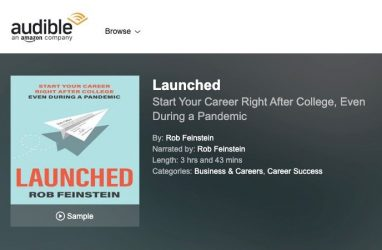 Launched Audiobook